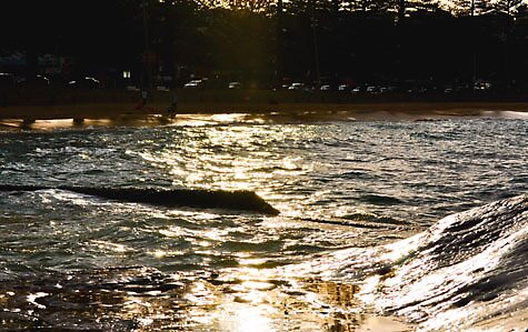 Terrigal Sunset by Michelle Hughes