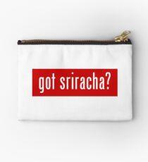 got sriracha? Studio Pouch