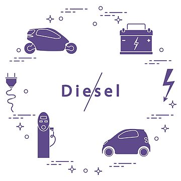 Ban on diesel engines. Transport eco technologies. by aquamarine-p