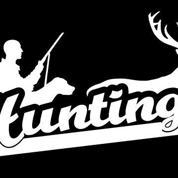 Hunter deer by RetroFuchs