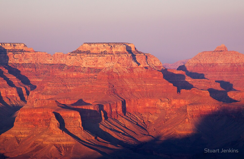 Grand Canyon Sunset by Stuart Jenkins