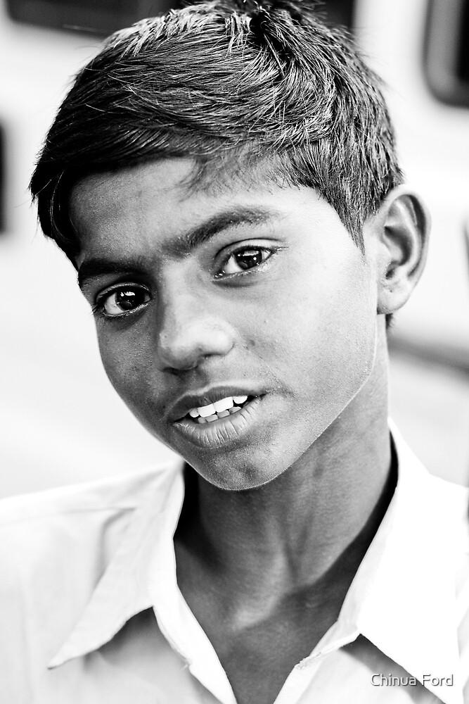 Sidelong Glance - Karnatica by Chinua Ford