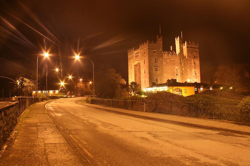 Bunratty Castle by John Quinn