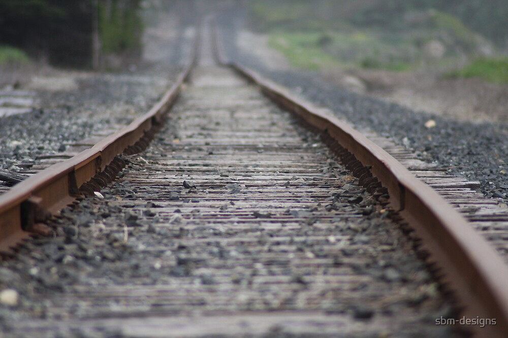 Miles of Tracks   by sbm-designs