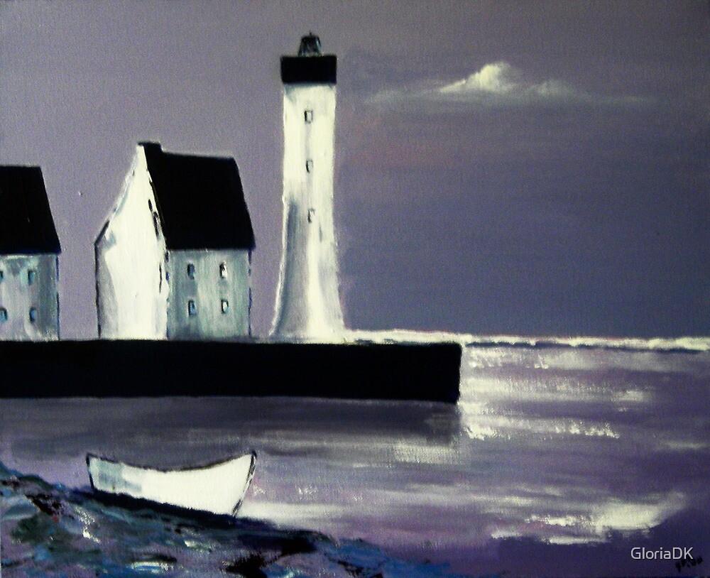 English Coast by GloriaDK