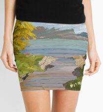 River Ode Mini Skirt