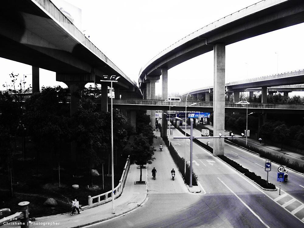 bridge  by Chrishane
