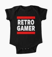 Retro Gamer Kids Clothes