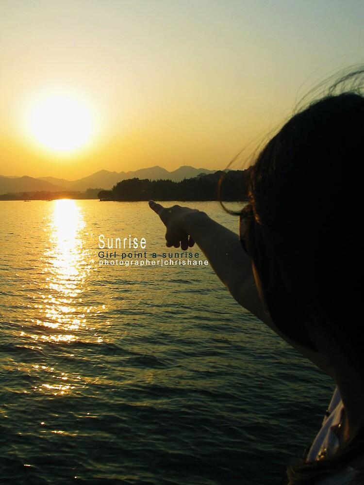 Sunrise by Chrishane