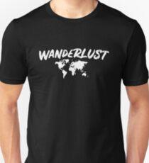 wonderlust gift T-Shirt Unisex T-Shirt
