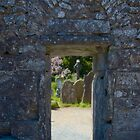North Doorway in Cathedral by Yukondick