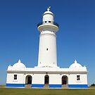 First Australian Lighthouse by aussiebob