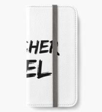 Teacher Fuel Funny Gift Idea iPhone Wallet/Case/Skin