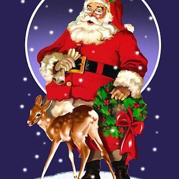 Santa's Little Helper. by trueblue2
