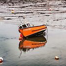 Low Water at the Isle of Whithorn by ten2eight
