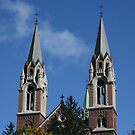 Holy Hill, Roman Catholic Shrine by kkphoto1