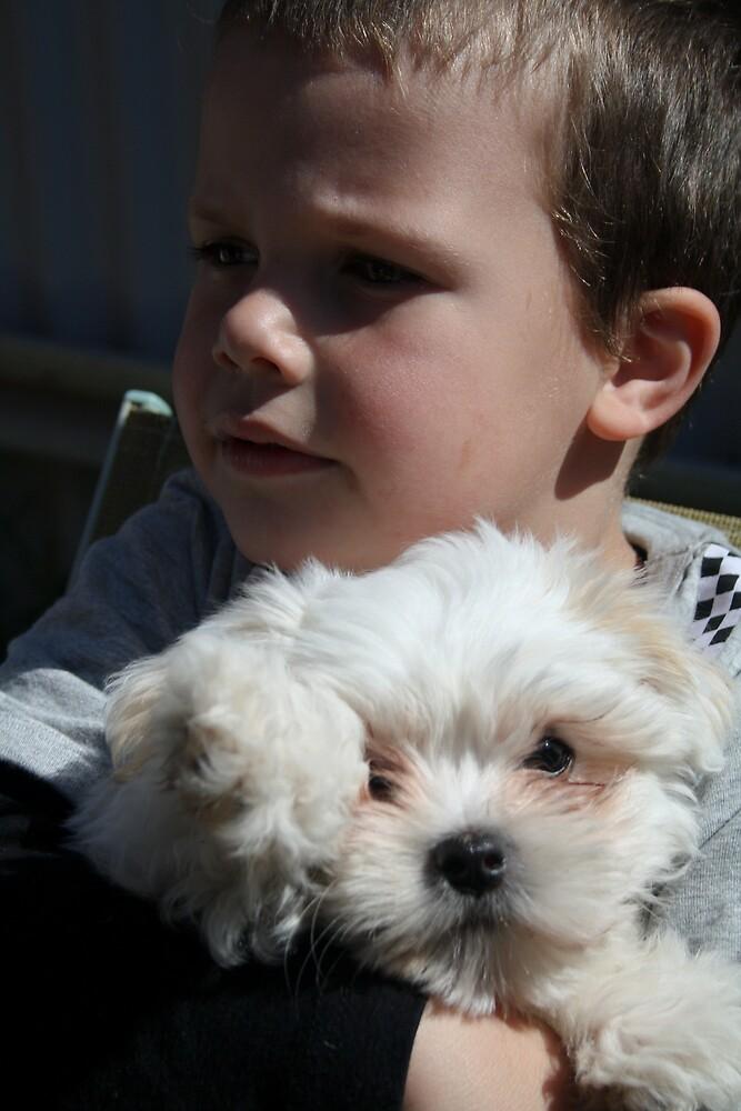 Boy's Best Friend by Sheldon Pettit