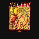 MALIBU BEACH by Larry Butterworth