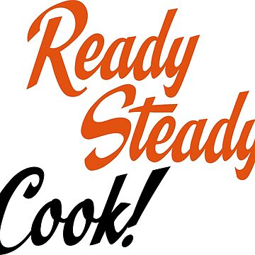 Ready steady cook by Vectorqueen