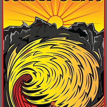 SUNSET CLIFFS by theoatman