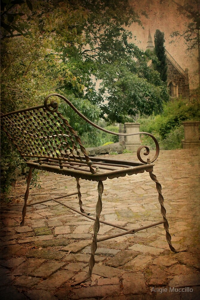 A Restful Place by Angie Muccillo