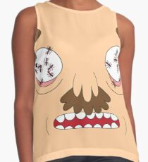 Ants In My Eyes Johnson (Rick and Morty) Contrast Tank
