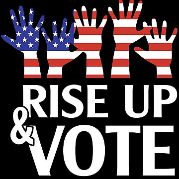 Rise up and Vote, Midterm Elections 2018 by Adik