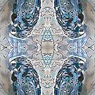 Blue Owls by Sheila Asato