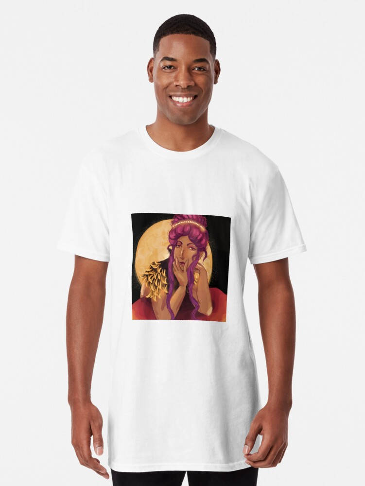 b7eba0e547 Camiseta «Los arcanos  Nadia Satrinava.» de LeaderOfItaly
