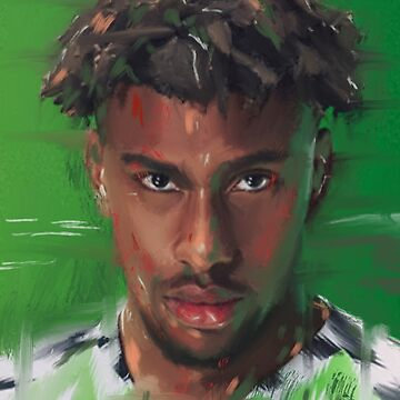 Iwobi - Arsenal / Nigeria by ArsenalArtz