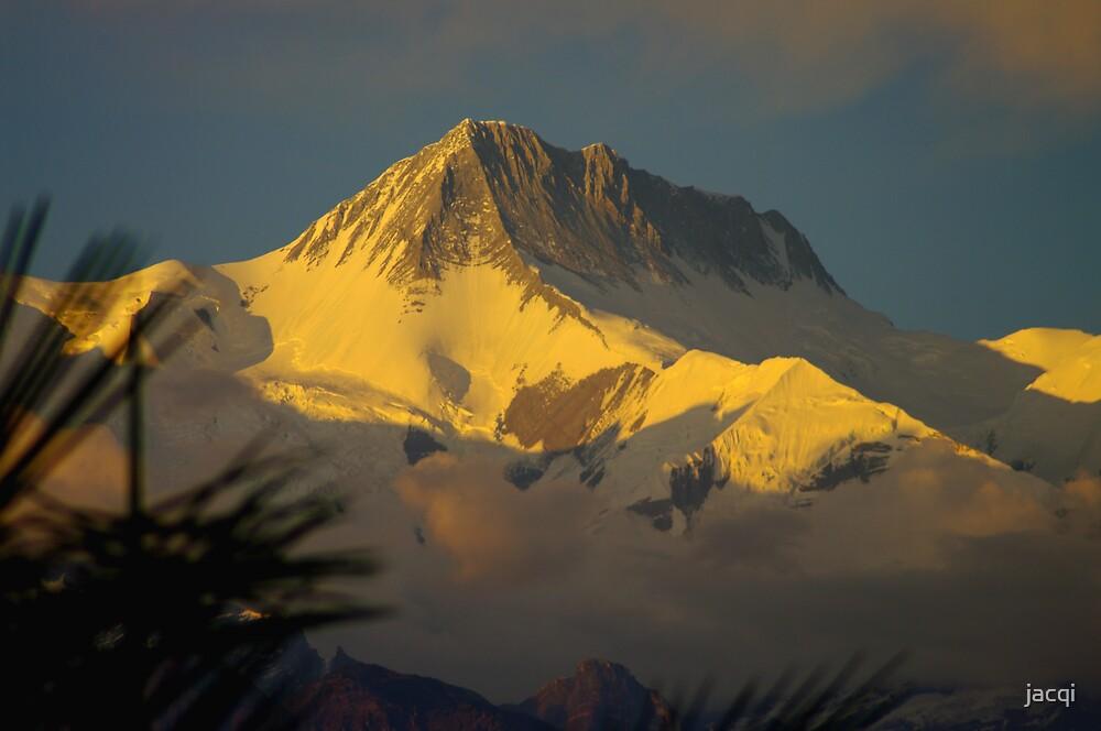 Awe Inspiring Annapurna by jacqi