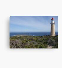 Cape du Couedic Lighthouse, Kangaroo Island Canvas Print
