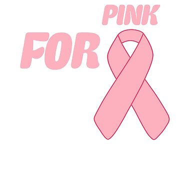 Wear pink for someone special awareness by Faba188