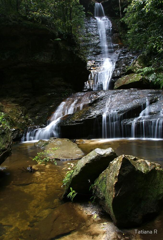 Empress Falls by Tatiana R