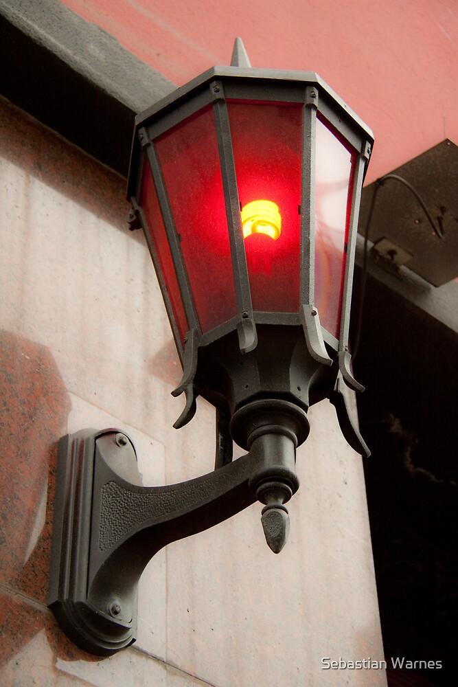 fire light by Sebastian Warnes