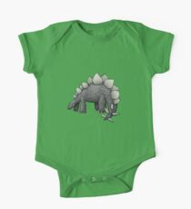Stegosaurus! One Piece - Short Sleeve