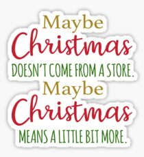 Christmas Grinch Quotes.Grinch Quotes Stickers Redbubble