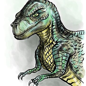 T-rex by Extreme-Fantasy