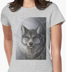 Loup Women's Fitted T-Shirt