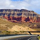 The drive to Bryce Canyon by Irvin Le Blanc