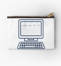 Fix My Computer - Try This Studio Pouch