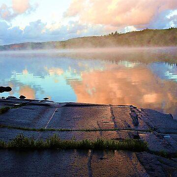 Mirrow lake by frugnusdesign