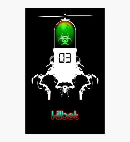 Killbot 03: Bitter Pill Photographic Print