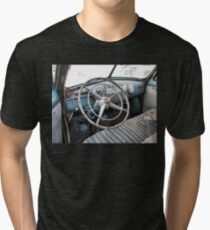 """1942 Cadillac Series 61 Coup - Sneak Peek""... prints and products Tri-blend T-Shirt"