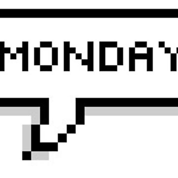 { Monday }  by fill14sketchboo