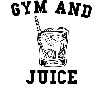 Fun Gym and juice design by BrobocopPrime