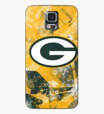 GREEN BAY PACKERS PRINTS BY SATORU KON ART Case/Skin for Samsung Galaxy