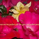 Flowers For a Beautiful Person by debbiedoda