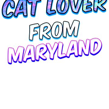 Dog Lover From Maryland by KaylinArt