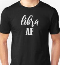 Libra AF Unisex T-Shirt